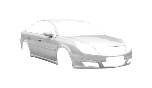 Цвета кузова Vectra C Hatchback