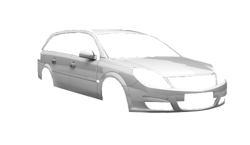 Цвета кузова Vectra C Caravan